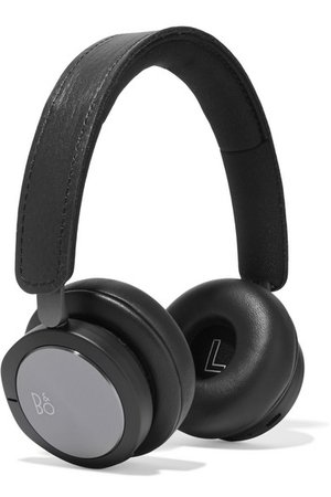 Bang & Olufsen | H8i Beoplay wireless leather headphones | NET-A-PORTER.COM