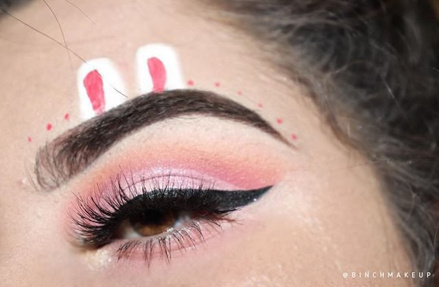 easter makeup - Google Search