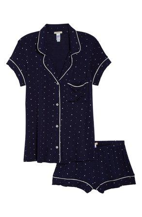 Eberjey Sleep Chic Short Pajamas | Nordstrom