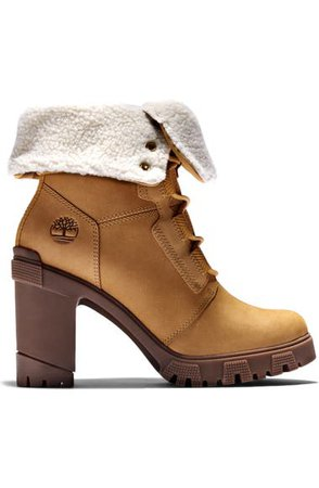 Timberland Lana Point Faux Shearling Bootie (Women)   Nordstrom