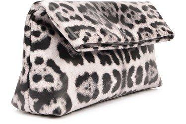 Women's Leopard printed clutch | DRIES VAN NOTEN | 24S