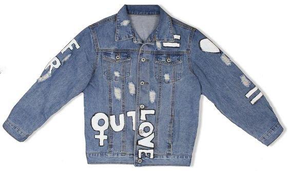 Free Denim Jacket – The Equality Shop