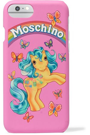 Moschino Unicorn phone case