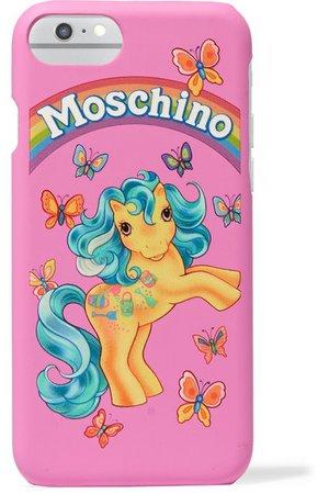 Moschino Unicorn phone case
