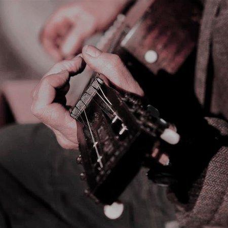 guitarist aesthetic music