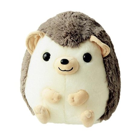 Baby Hedgehog Plushie (2 Colors Available) – The Littlest Gift Shop