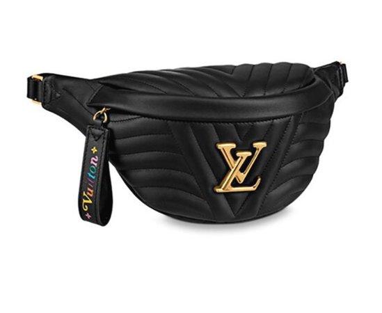 Louis Vuitton new wave Fanny pack