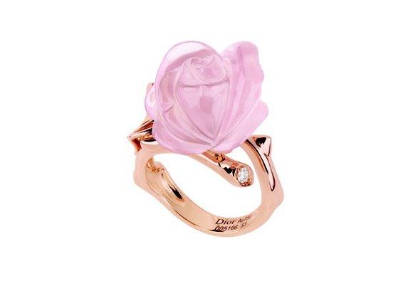 Dior Rose Ring