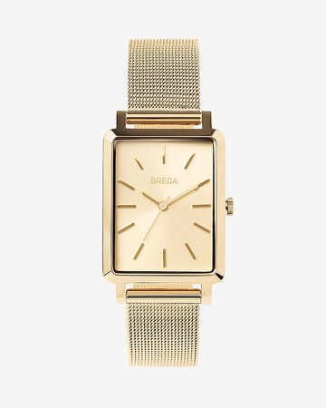Breda Gold Baer Watch