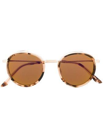Vuarnet Cap 1818 Round Sunglasses - Farfetch