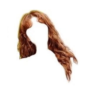 auburn/red hair png brown