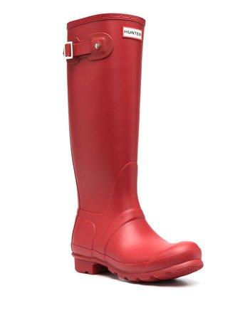 Hunter Original Tall Rain Boots - Farfetch