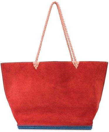 large Espadrille tote bag