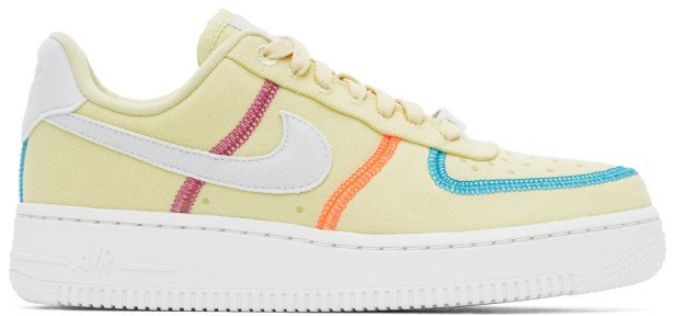 Green Air Force 1 07 LX Sneakers