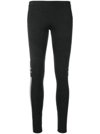 Adidas Legging Trefoil - Farfetch