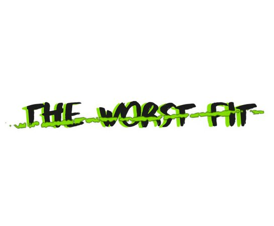 the worst fit logo