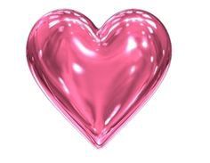 HEART TRANSPARENT LOVE CYBER PINK SKELETON BEAR