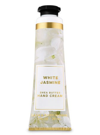 White Jasmine Hand Cream   Bath & Body Works