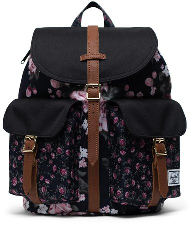 Small Dawson Floral Backpack