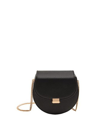 MANGO Flap chain bag