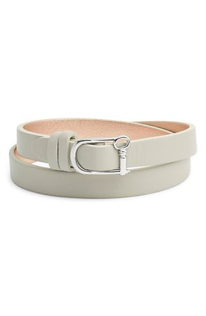 KEEP Collective Reversible Double Wrap Leather Bracelet | Nordstrom