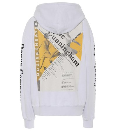 Fenny cotton hoodie