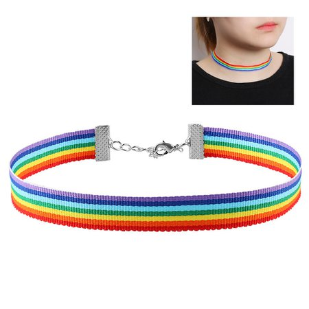 1-PC-Fashion-Women-Rainbow-Choker-Simple-Necklace-Gay-Pride-LGBT-Ribbon-Clavicle-Chain-Jewelry-Nylon.jpg_960x960.jpg (960×960)