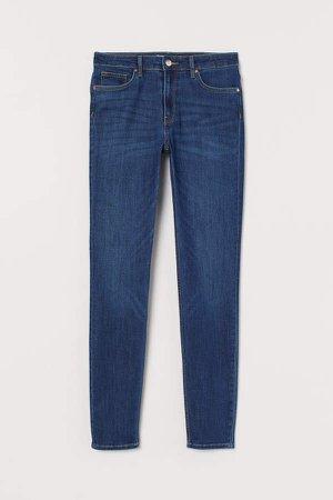 Skinny Regular Jeans - Blue