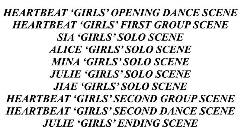 'GIRLS' LABELS