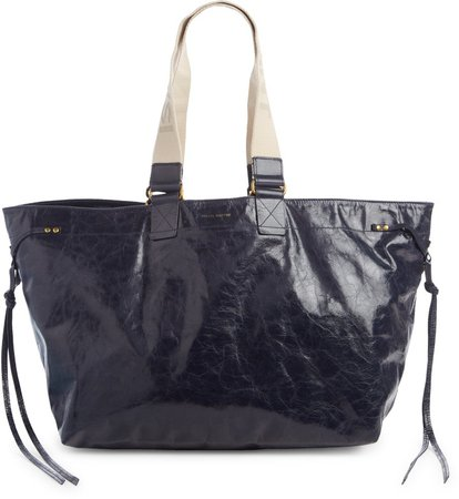 Wardy Leather Tote