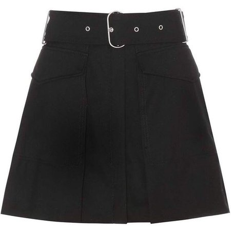 Acne Studios Peri Wool Skirt