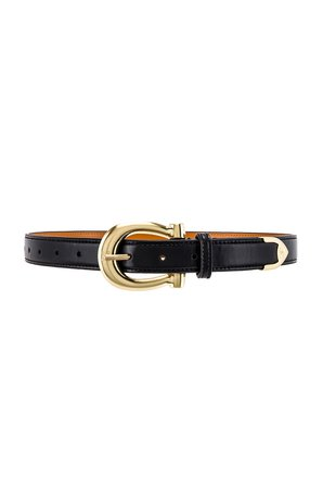 Sancia The Camille Belt in Black | REVOLVE