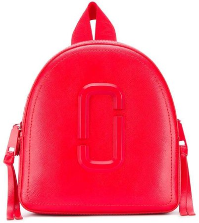 block colour backpack