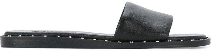 Philo slider sandals