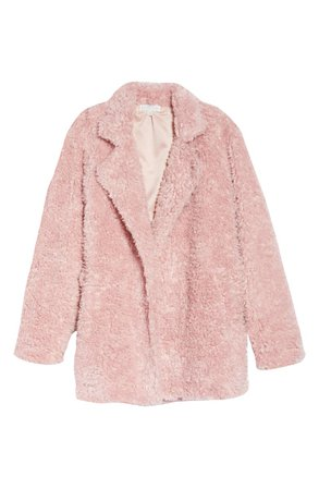 PJ Salvage Faux Shearling Jacket | Nordstrom