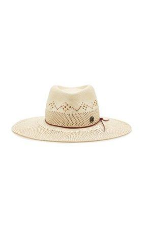 Charles Straw Wide-Brim Hat By Maison Michel | Moda Operandi