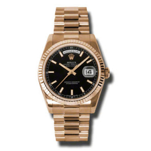 rolex-daydate-black-dial-automatic-18kt-rose-gold-president-mens-watch