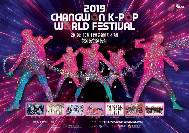 Changwon K-Pop World Festival 2019