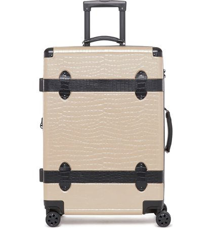 CALPAK Trunk 22-Inch Rolling Suitcase | Nordstrom
