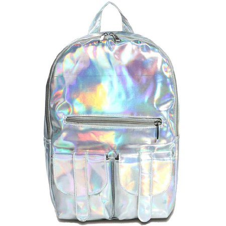 HOLOGRAPHIC BACKPACK, GALAXY HOLOGRAM HOLOGRAPHIC BACKPACK on Storenvy