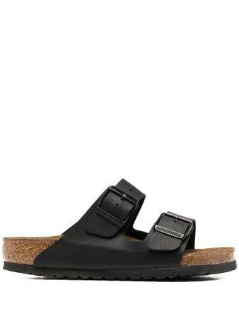 Birkenstock Arizona double-strap sandals black 551251 - Farfetch