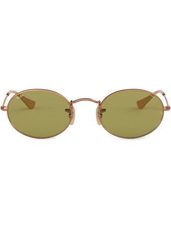 Ray-Ban Evolve Oval-Frame Sunglasses
