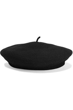 CLYDE Rohmer wool-felt beret