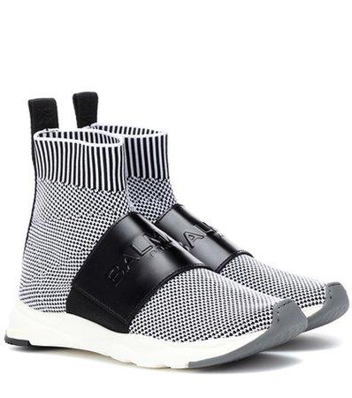 Cameron mesh sneakers