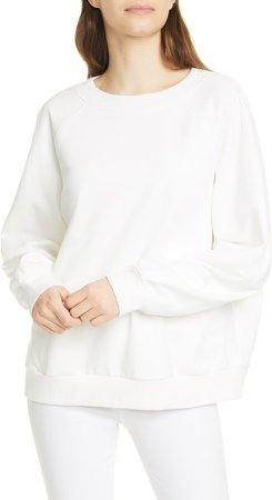 Helga Cotton Blend Sweatshirt