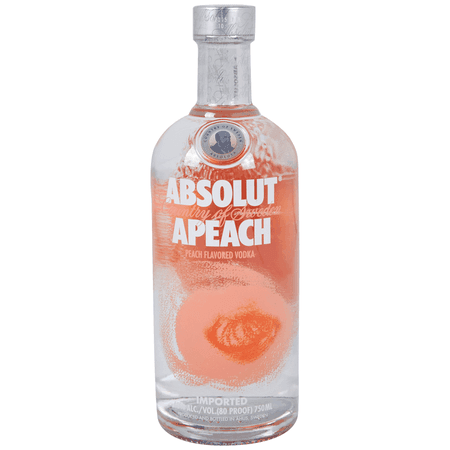 peach vodka
