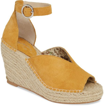 Collectibles Espadrille Wedge Sandal