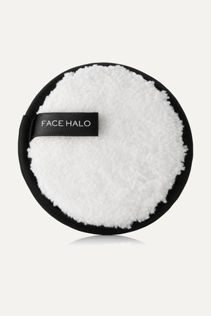 White Set of three makeup remover pads   Face Halo   NET-A-PORTER