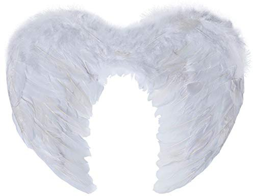 dress up angel wings \