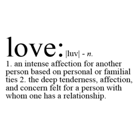 love definition
